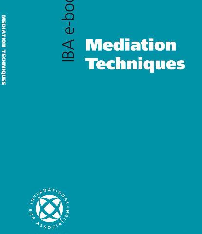 Mediation Techniques